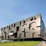 Aesthetic Guangdong Museum Design Building