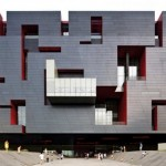 Charming Guangdong Museum Design Concept