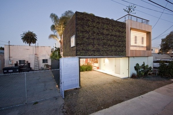 ... Contemporary Energy Efficient Home Design Building ...