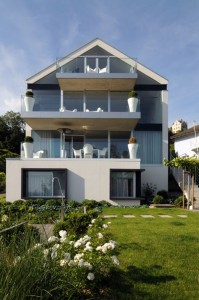 Latest Swiss Chalet Design Construction
