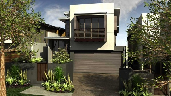 Modern and Minimalist Dream House Design Concept