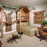 Dream Children Bedroom Design Model