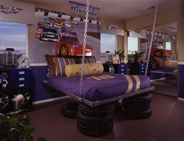 Popular Children Bedroom Design Concept