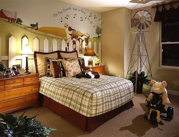Best Child's Bedroom Design Model