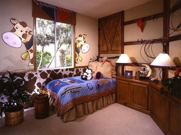 Exciting Teenage Bedroom Design Concept