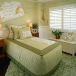Elegant Teens Bedroom Interior Design