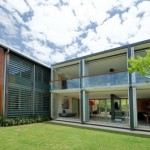 Attractive House Design Building
