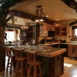 Best Rustic Kitchen Design Concept