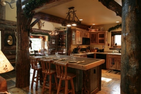 30 rustic chalet interior design ideas industrial style interior - Rustic Design Ideas