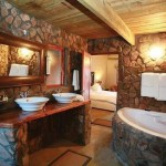 Attractive Rustic Bathroom Design Gallery