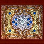 Great Mosaic Glass Ornament Decoration