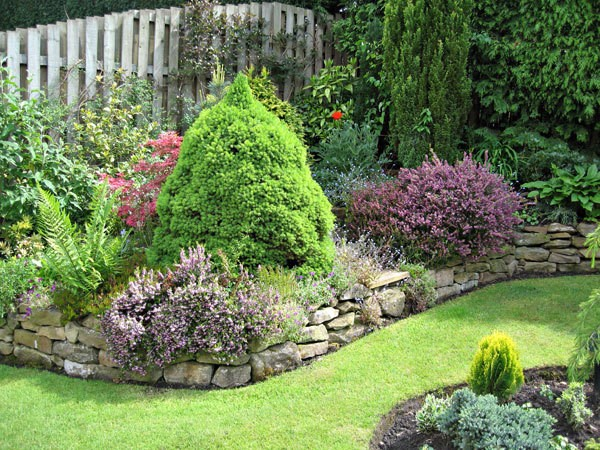 fantastic home garden design layout