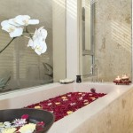 Latest Villa Resort Bathtub Design Ideas