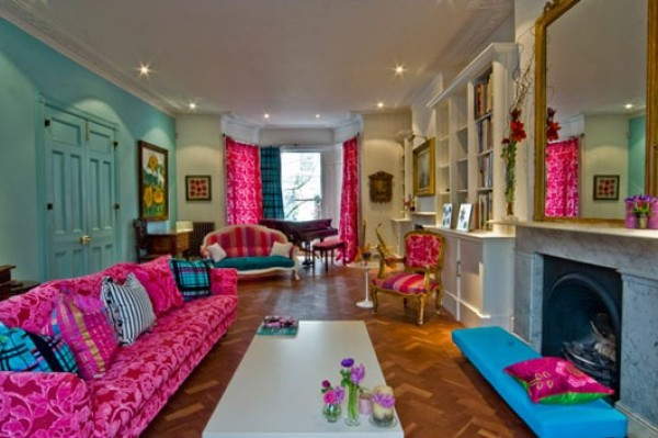 ... Portland Colorful Interior Design Type ...