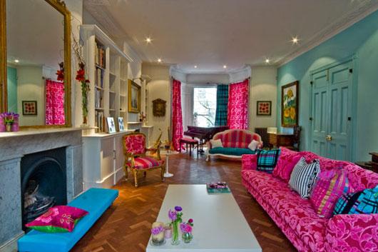 Portland Colorful Interior Design Type Home Interior