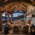 Dream Rustic Porch Design Archive