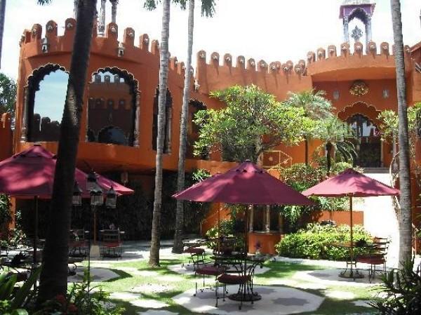 Modern Spa Resorts Design Construction