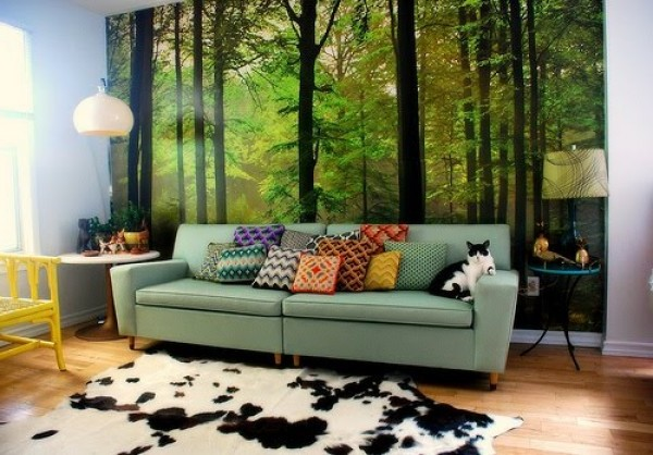 Amazing And Fantastic Natural Living Room Interior Design Inspiration