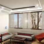 Luxurious Living Room Interior Design Theme