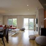 Elegant Interior Room Design Concept with Natural Stone