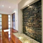 Charming Interior Room Design Ideas with Natural Stone