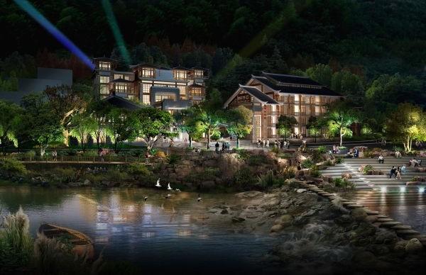 Latest Resort Design Photo
