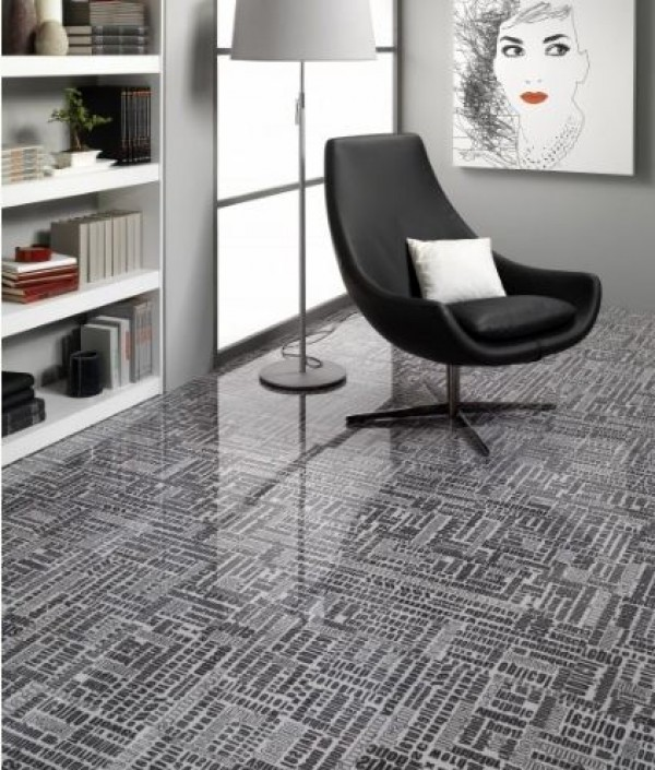 Attractive Tile Floor Design Model Home Interior Design Ideas
