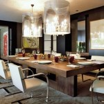 Charming Dining Room Design Atmosphere