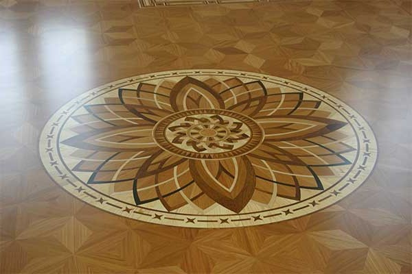 Wonderful Ceramic Floor Design Art