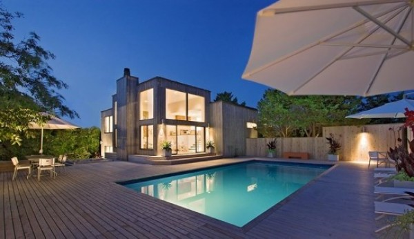 Luxury Swimming Pool Design Photo Mini In A Minimalist House