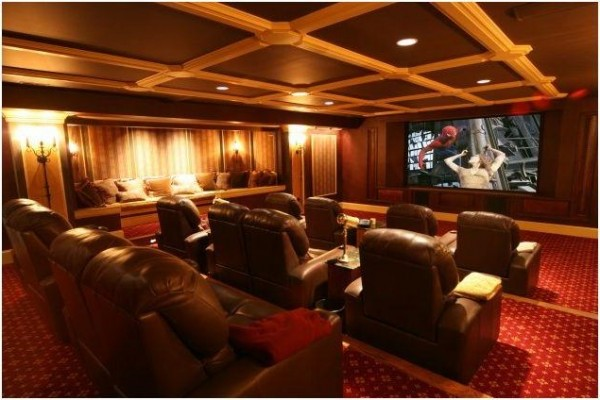 Sweet Family Lounge Design Layout