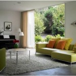 Green Leather Sofa Design Pictures