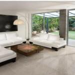 White Leather Sofa Design Models