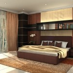 Futuristic Bedroom Painting Ideas