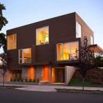 Small Minimalist House Design Concept