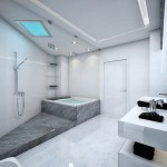 Popular Bathroom Lighting Design Theme