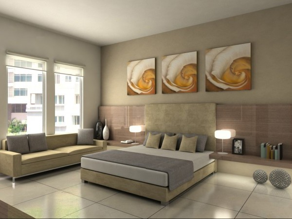 Latest and inspiring bedroom design ideas home interior for Latest interior of bedroom