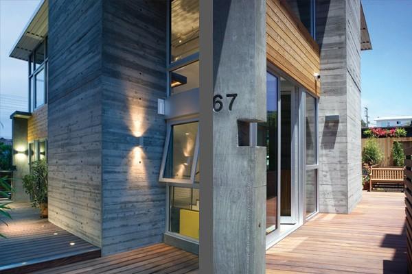 Popular Minimalist House Design Building