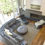 Futuristic Natuzzi Leather Sofa Design Images