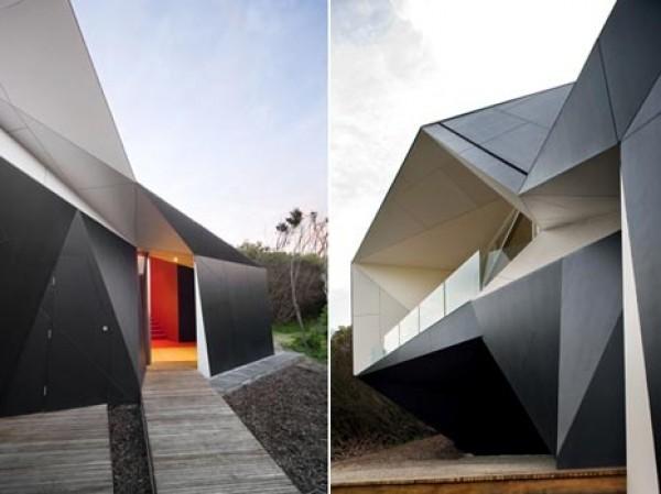 ... Spectacular Minimalist Modern House Plans ...