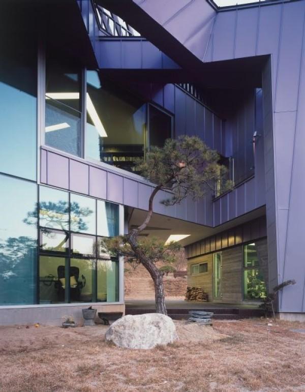 Extraordinary Polygonal Home Design Concept