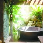 Modern Villa Bathtub Design Model