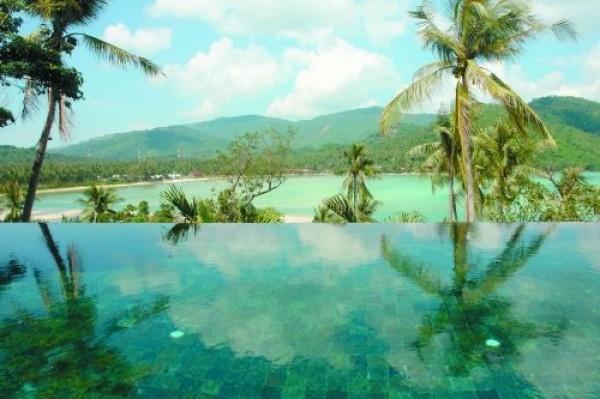 Beautiful Beach Villa Design View