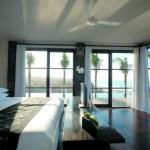 Popular Ocean Villa Bedding Design Model