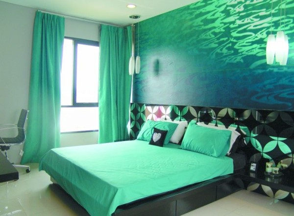 Exclusive Residence Bedding Design Type