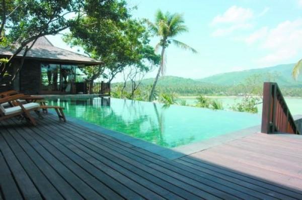 Awesome Ocean Villa Design Concept
