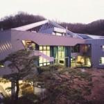 Luxurious Polygonal Home Design Ideas