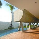 Interesting Ocean Villa Design Model