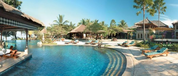 Modern Resort Villa Design Archive