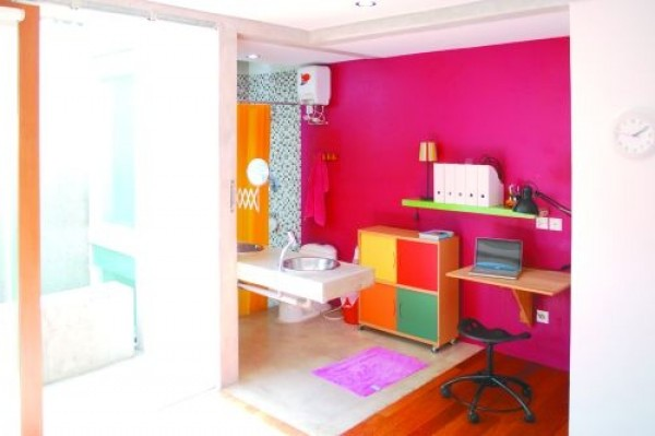 Artistic Child Room Design Type